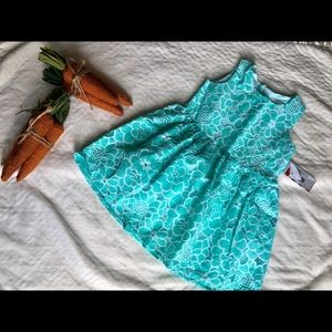 NWT So sweet aqua dress!